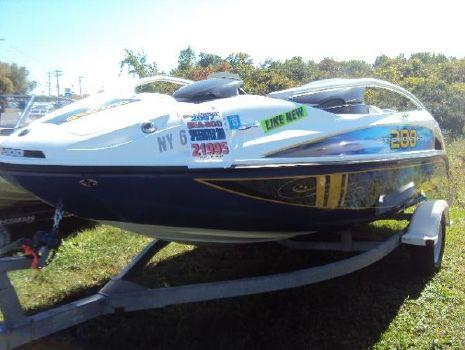 2007 Sea Doo 200 Speedster (SCL)