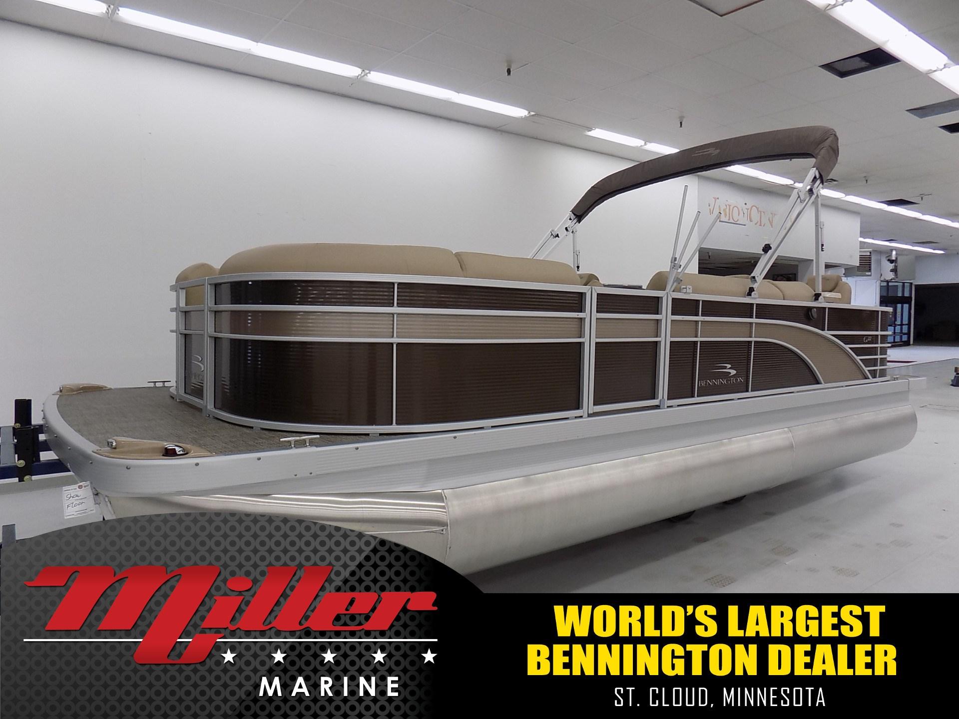 2016 Bennington 2250 GBR