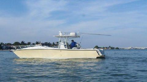 2001 Sea Vee 340 Inboard Cuddy