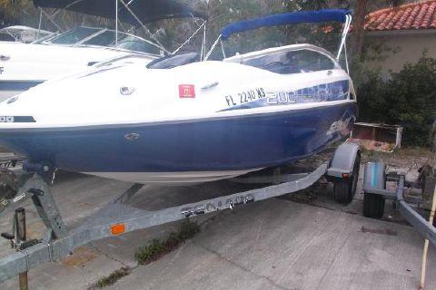 2008 Sea-Doo Sport Boats 200 Speedster  (430 hp)