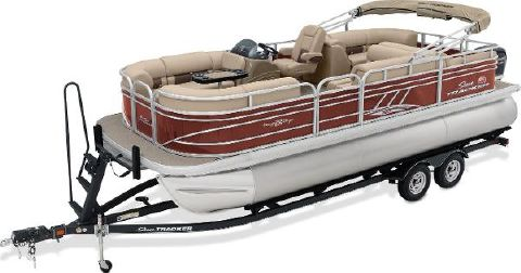2021 Sun Tracker PARTY BARGE 22RF XP3