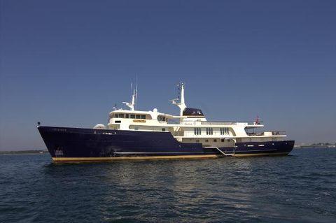 1972 Amels Shipyard, B.V. Expedition Yacht