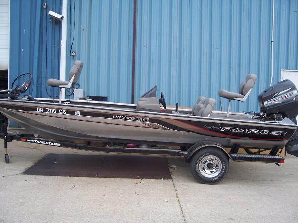 2000 Bass Tracker PRO TEAM 185 SE