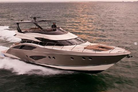2017 Marquis 660 Sport Yacht Manufacturer Provided Image