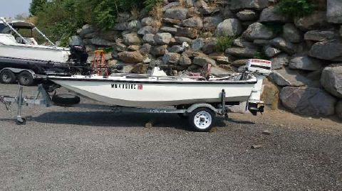 1990 Glasply 13 Ft Glassply Whaler