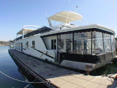2007 Fantasy Houseboat 20x102