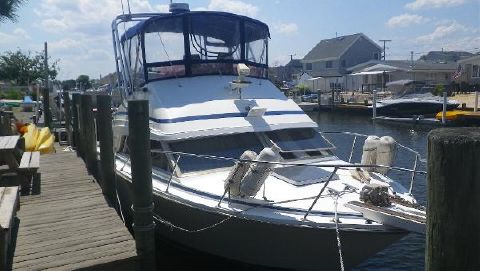 1985 Bertram 30 Flybridge Cruiser