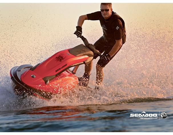 2006 Sea-Doo 3D DI