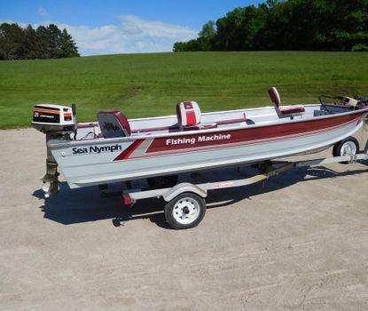 1987 Sea Nymph FM - 164 Fishing Machine