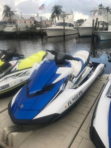 Check out this 2018 Yamaha WaveRunner FX HO on Boattrader com