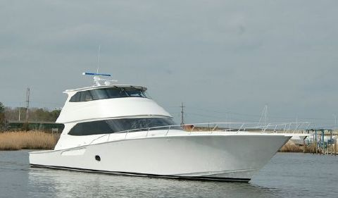 2015 Viking 82 Enclosed Bridge