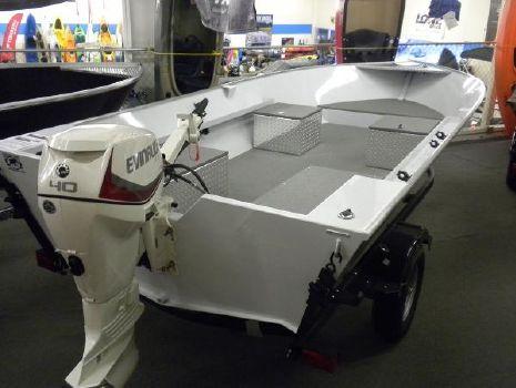 2016 River Hawk Pro V 16 White