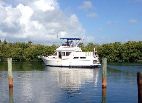 "1985 Overseas Yachts PT ""Performance Trawler"" Sundeck Trawler"