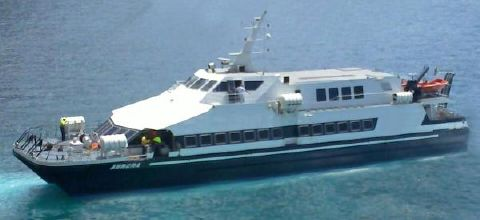1990 Fjellstrand Catamaran Passenger Fast Ferry