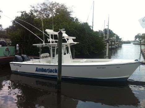 2014 Albury Brothers 33 Center Console