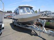 2015 Hewescraft Alaskan 240