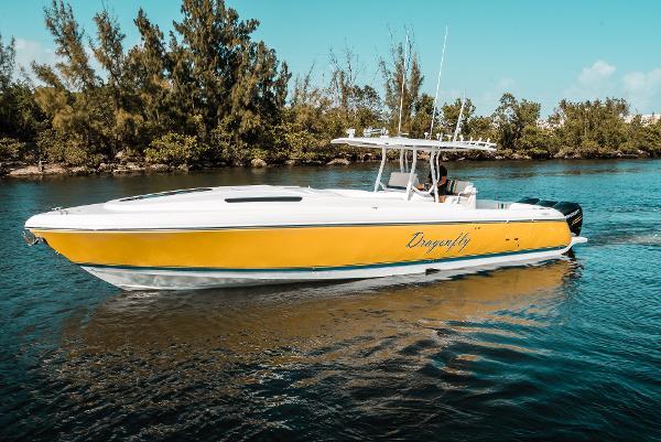 2012 Intrepid 400 Cuddy Profile Port