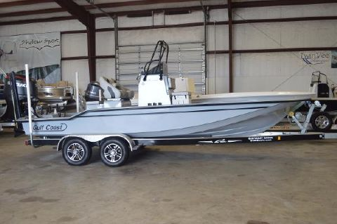 2015 Gulf Coast Boats 230 Variside