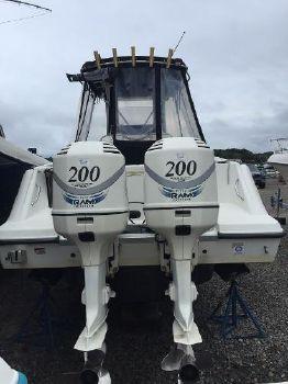 2000 Hydrasports 2596 Vector