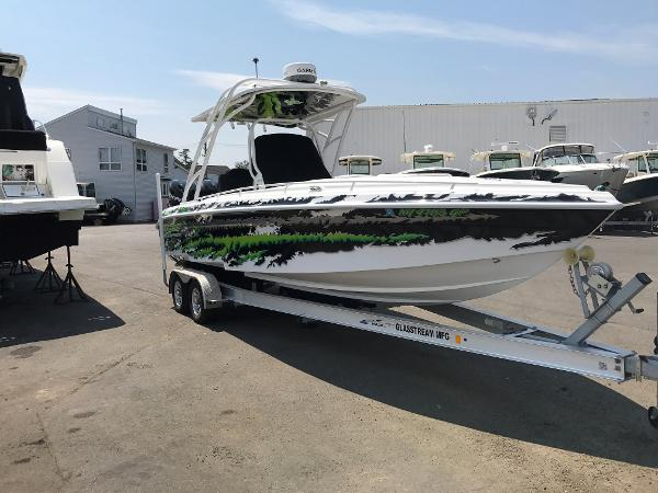 2015 Glasstream 280ZSX