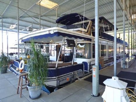 1999 Stardust 16x73 Houseboat
