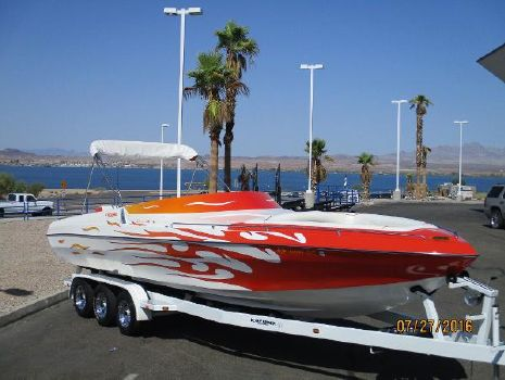 2003 Kachina Boats 30 SHADOW B/R