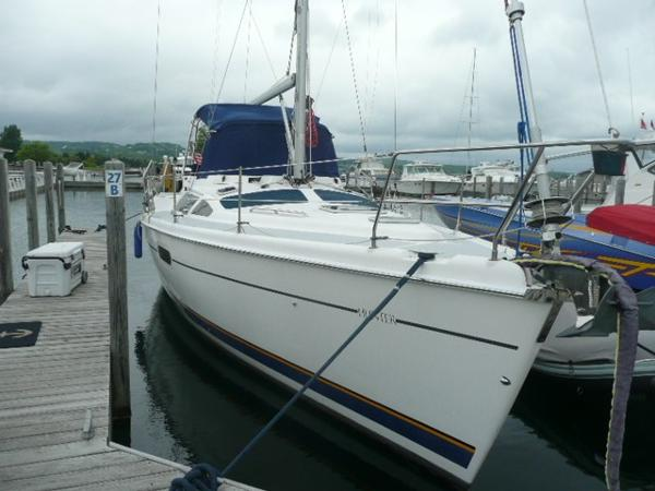 Used 1999 HALLBERG - RASSY 39, Fort Myers, Fl - 33908 - Boat Trader
