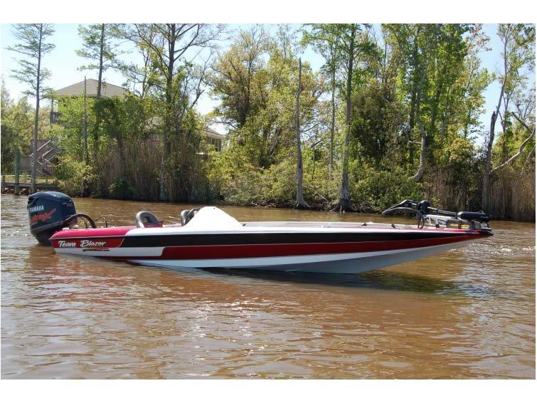 2014 Blazer Boats 625 Pro Elite