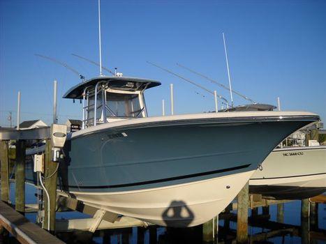 2008 Triton Saltwater 351 CC