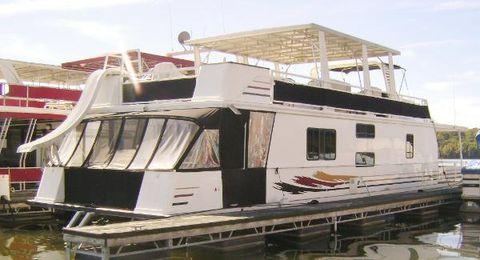 2003 Destination Yachts 58X16