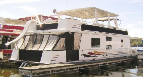2003 Destination Yachts 58X16