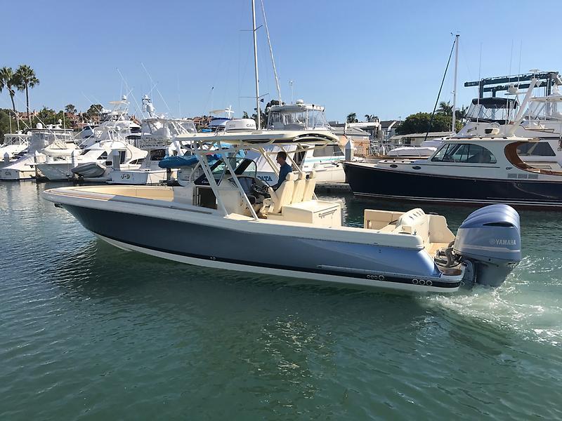New 2018 Chris Craft Catalina 34 Newport Beach Ca 92663 Boattrader