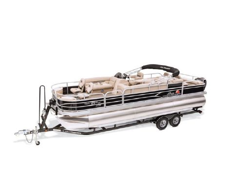 2016 Sun Tracker Fishing Fishin' Barge 24 XP3