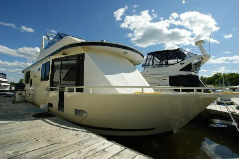 1994 Skipperliner 480 River Yacht Profile