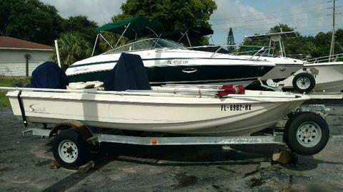 1993 Scout 160 Sportfish
