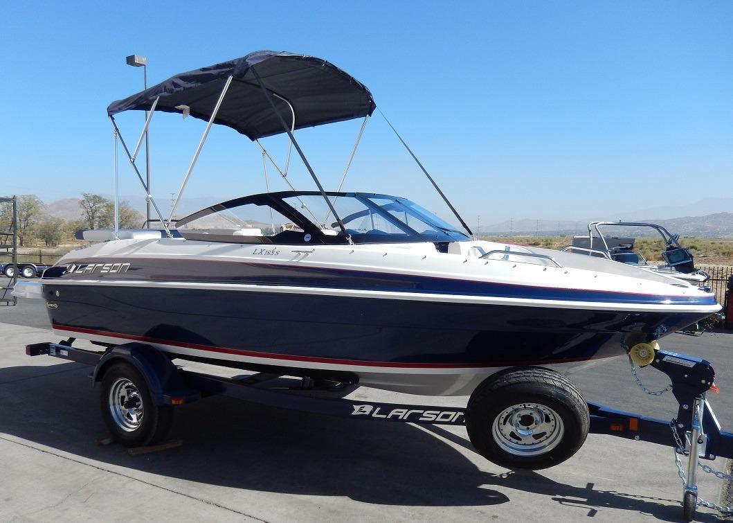 2015 Larson LX 185 S