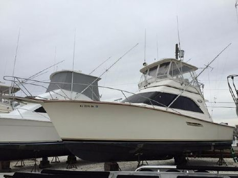 1989 Ocean Yachts 38 Super Sport