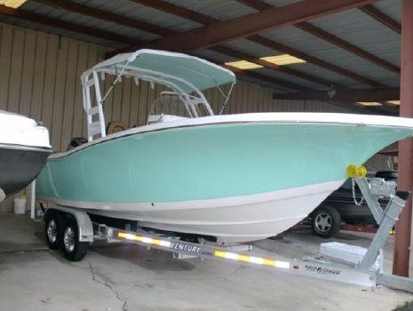 2017 Tidewater Boats 220 SUV