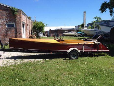 2001 Custom Picnic Boat