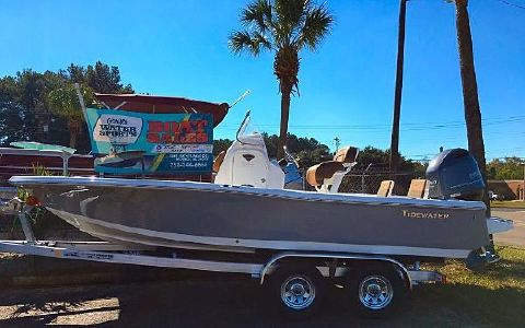 2017 TIDEWATER BOATS 20 Carolina Bay