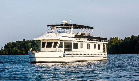 2005 Legacy  Lake Yacht 16x75 Lake Yacht Houseboat