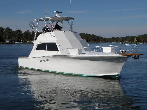 1982 Egg Harbor 46 Sportfish Sedan