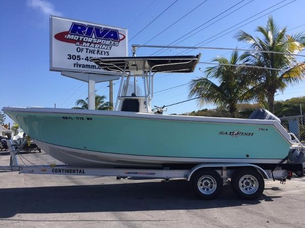 2003 Sailfish® 236CC   23 foot 2003 Boat in Key Largo FL ...