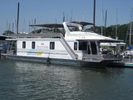 1998 Lakeview Yachts 55 Houseboat