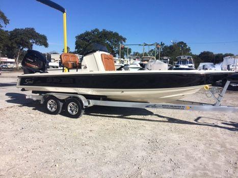 2016 Scout Bay Boat 231XS