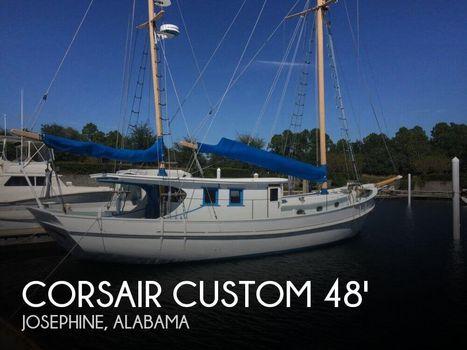 1997 Corsair Marine 48 BREEZE 1997 Corsair Custom 48 BREEZE for sale in Josephine, AL