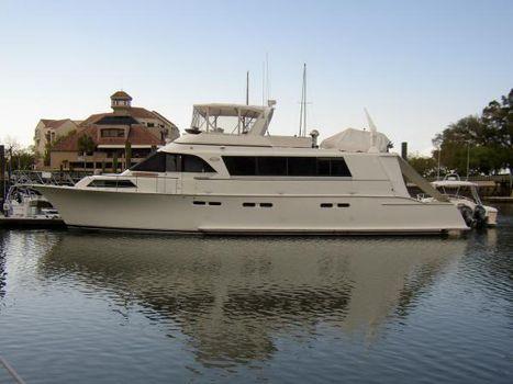1989 Ocean Cockpit Motor Yacht