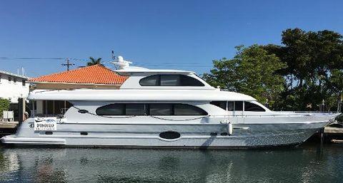 2012 TARRAB 91 Tri Deck Motor Yacht