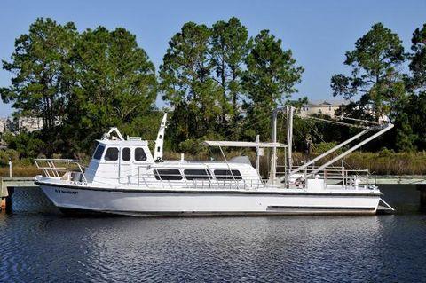 """1965 Sewart Seacraft """"Swiftboat"""""""