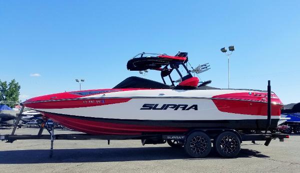 2015 Supra SE450-550